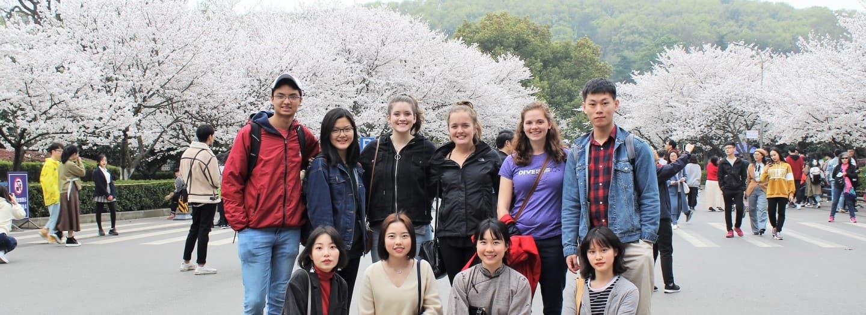Wuhan University Spring 2019