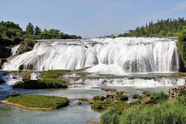Guangdong Waterfalls by Professor Xu Xin